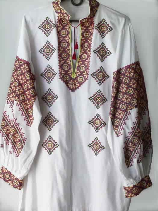 Сорочка традиционная Буковинская