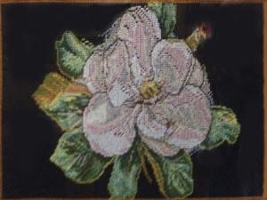 Сувенир авторский. Магнолия цветок