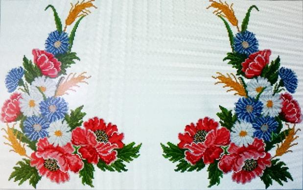 Рушник свадебный 1