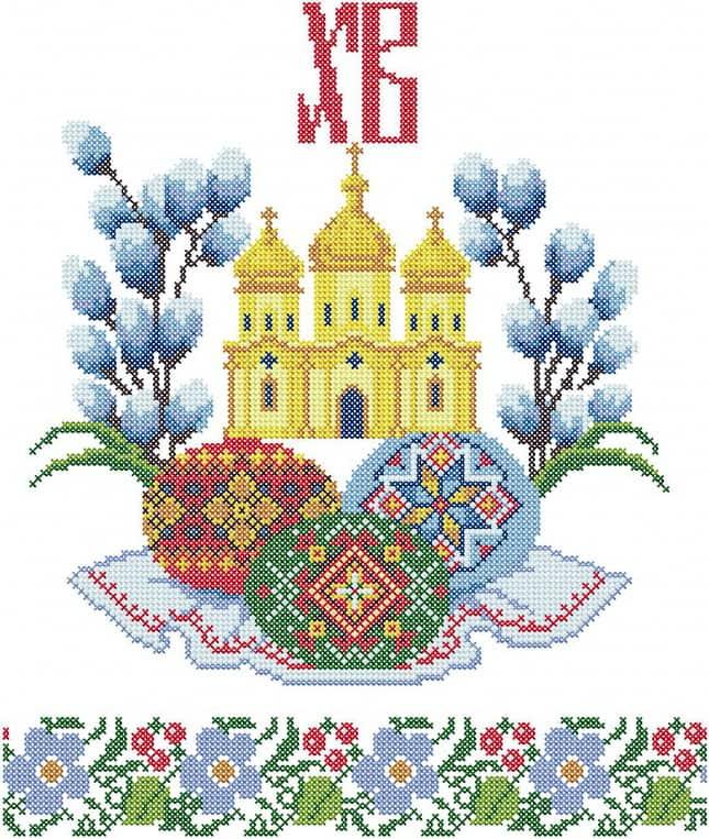 Пасхальный-9